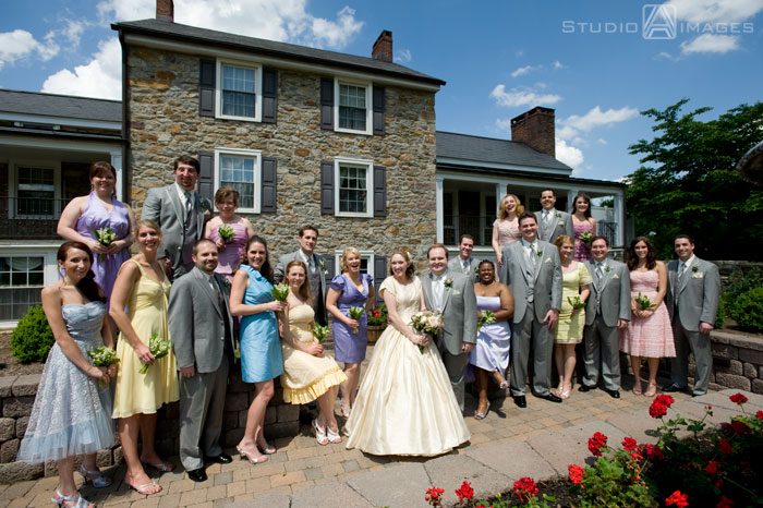Red Mill Museum, Clinton, Grand Colonial, vintage wedding, 50s themed wedding, Elvis impersonator, pastel bridesmaid dresses, Love, NJ, NJ wedding photography, Photography, Studio A Images, wedding photography, NJ wedding photos