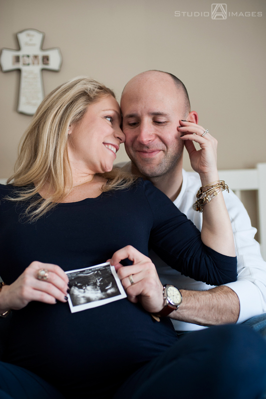 Lauren + Chris | NJ Maternity Portrait Photography | New Jersey Family Portrait Photographer