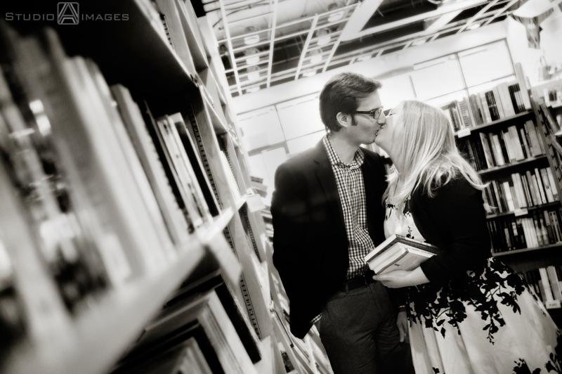 Amanda + Josh | Jersey City Engagement Photos | NJ Engagement Photographer