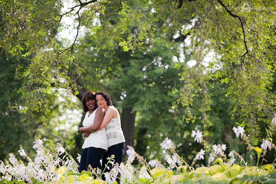 lesbian engagement photos, gay marriage, gay weddings, Fort Tryon Park Engagement Photos, NYC Wedding Photographer