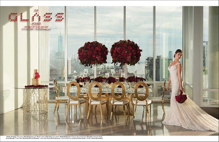 The Glasshouses Wedding Inspiration Shoot | NYC Wedding Photographer