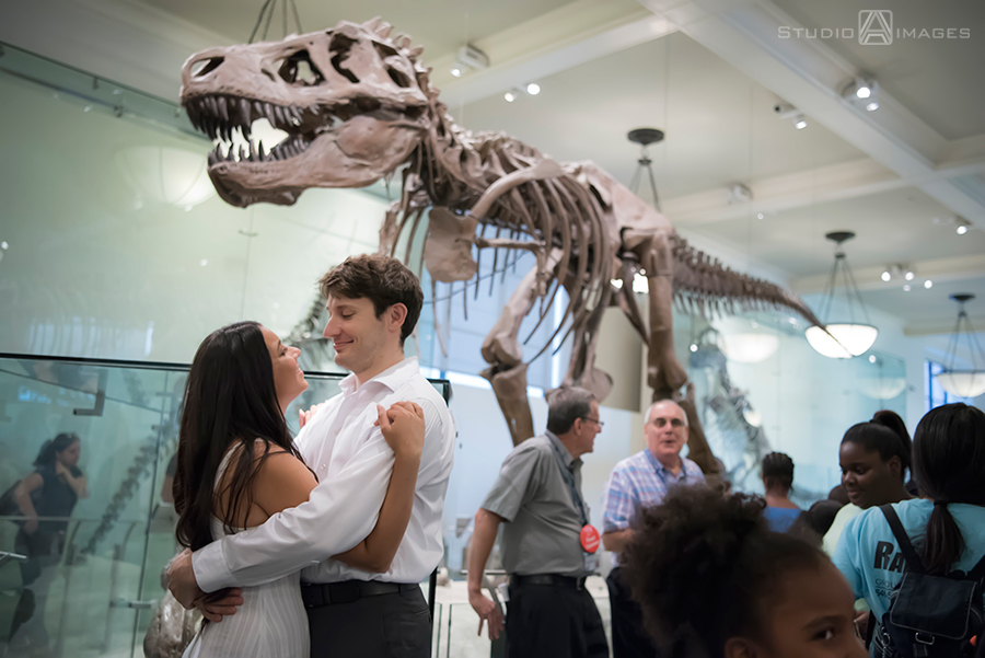 Nyc Museum Engagement Photos American Of Natural History Central Park