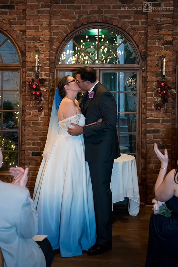 Intimate nyc wedding