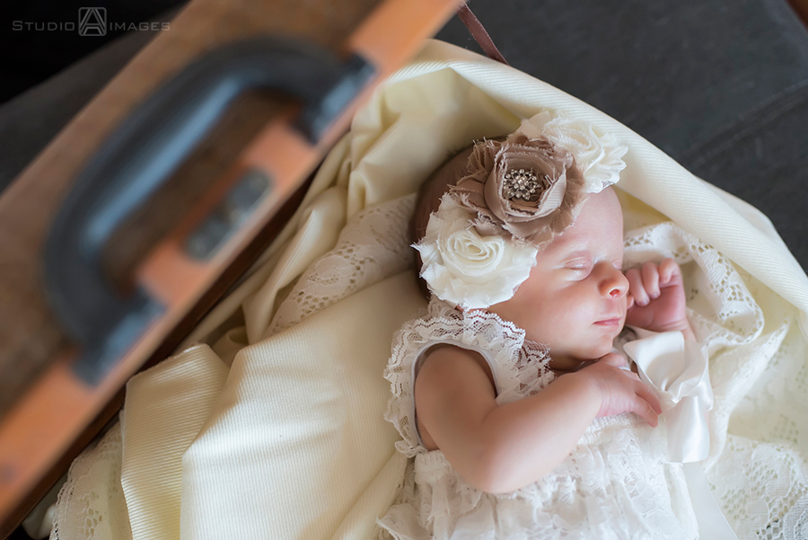 New Jersey Newborn Photos | Hoboken Newborn Photographer | Sophia