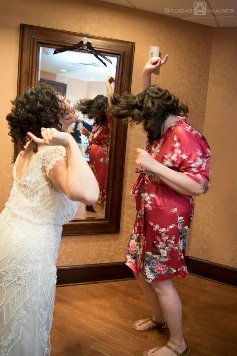 Temple Emanu-El Closter Wedding Photos | New Jersey Wedding Photographer | Merav + Adam