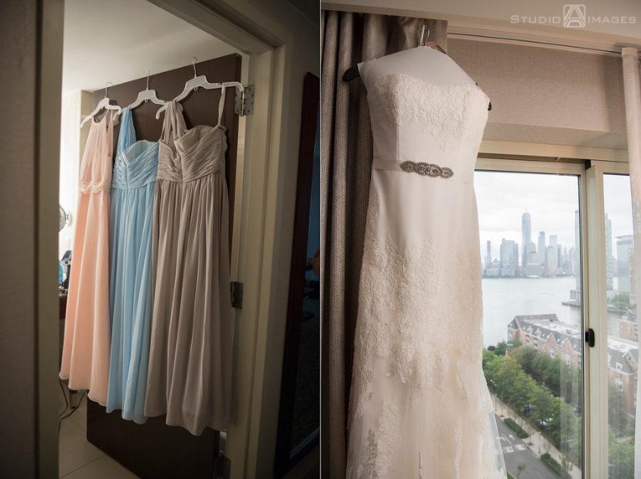 Liberty House Wedding Photos | Jersey City Wedding Photographer | Nicole + Osyp