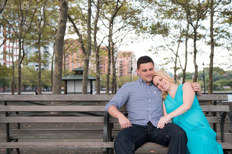 Hoboken Maternity Photos | Hoboken Family Portrait Photographer | Nicole + Nick