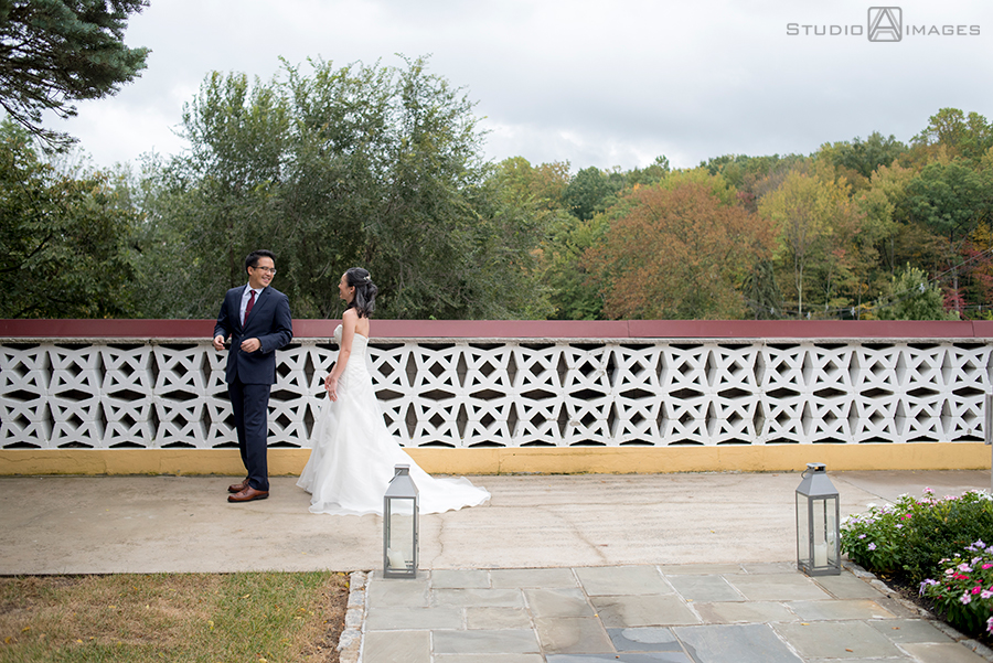 Stone House at Stirling Ridge Wedding Photos | NJ Wedding Photographer | Vickie + Jim