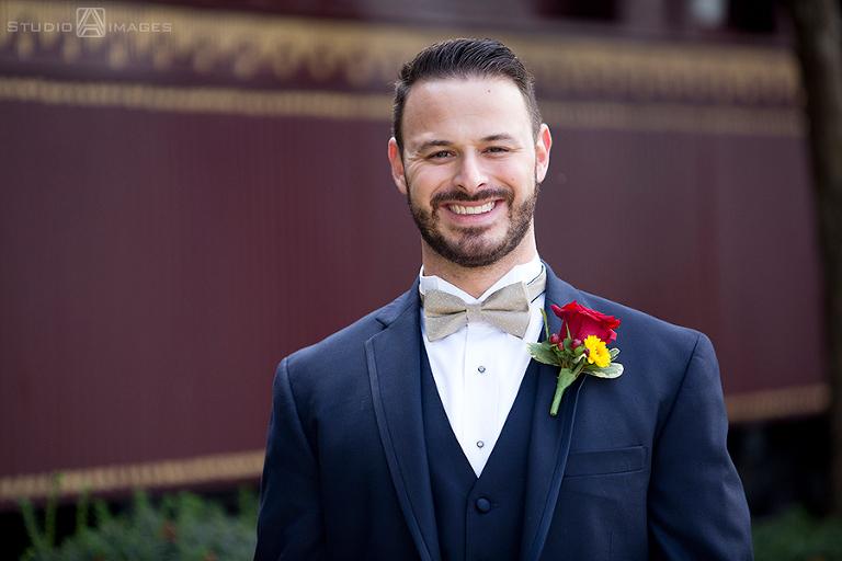 The Madison Hotel Wedding Photos | NJ Wedding Photographer | Krysti + Josh