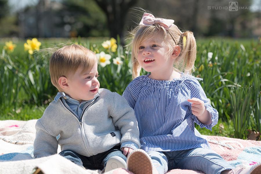 Roberts Ridge Park Family Photos | Bucks County Family Photographer | S Family