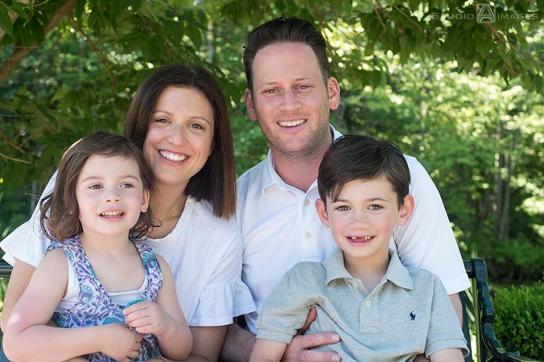 Franklin Lakes Playground Family Photos | NJ Family Photographer | K Family