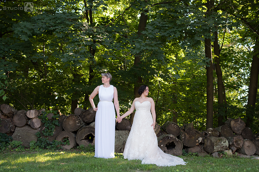 The Briarcliff Manor Wedding Photos | New York Wedding Photographer | Lesbian Wedding Photos