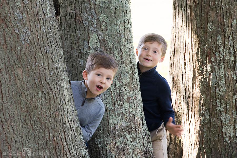 Darien Family Portrait Photos | Connecticut Family Photographer | M Family