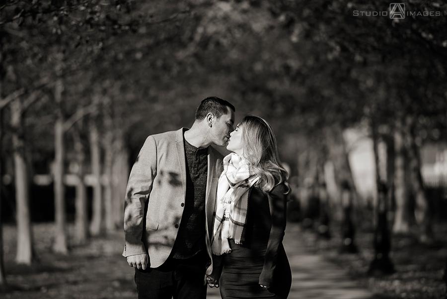 Hoboken Engagement Photos | Hoboken Wedding Photographer | Brittany + Mike