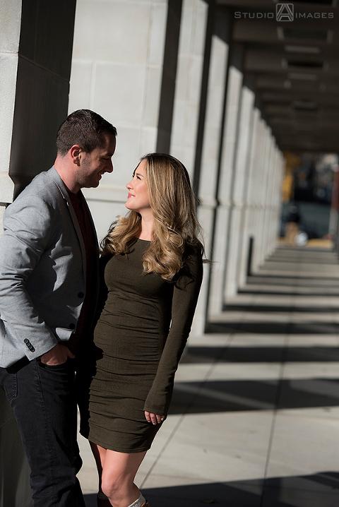 Hoboken Engagement Photos   Hoboken Wedding Photographer   Brittany + Mike