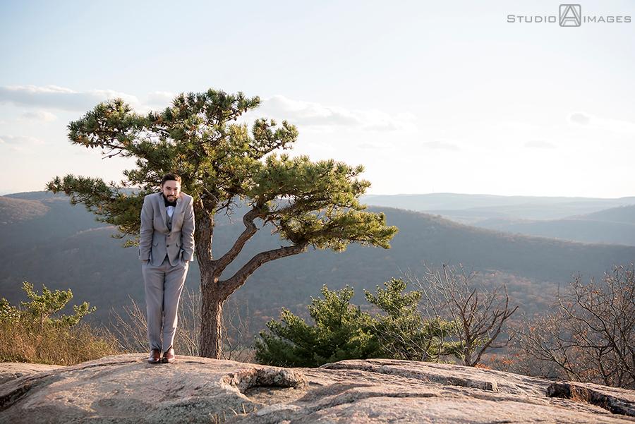 Bear Mountain Wedding Photos | New York Wedding Photographer | Jamie + Paul