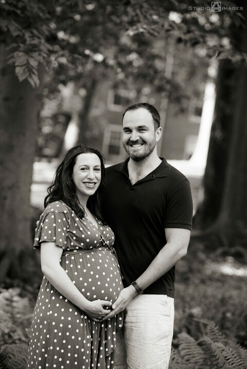 Madison Maternity Photos | New Jersey Maternity Photographer | Laura + Mike